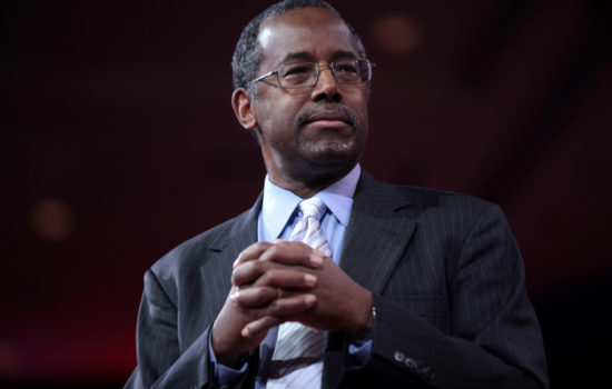 Ben Carson Is Dismantling the 'Administrative State'