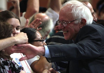 Bernie Sanders: End of Voting Does Not Mean End of Political Revolution