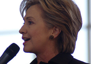 As Secretary of State, Hillary Clinton Opened Her Door to Financial Supporters