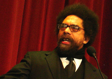 Cornel West: Donald Trump Would Be a Neofascist Catastrophe, Hillary Clinton a Neoliberal Disaster