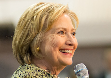 Hillary Clinton's Image Among Democrats Reaches a New Low