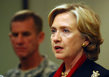 Neoconservatives Endorse Hillary Clinton for President Because They Know She's One of Them