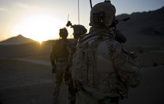 Navy SEAL Command Accused of Covering Up a Beating Death