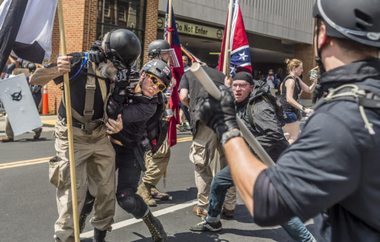 White Nationalists Have Infiltrated the Military, Report Reveals