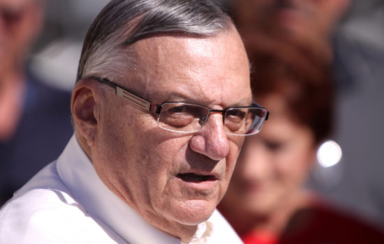 Trump Exploits Harvey Victims in Stealth Pardon of Arpaio