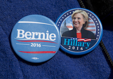 Hillary Clinton and Bernie Sanders Agree on Donald Trump Threat; Not Ready to Endorse Other's Vision