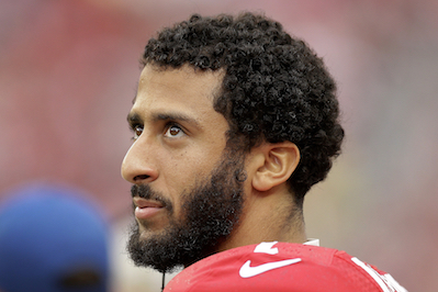 Truthdigger of the Week: Colin Kaepernick, for Refusing to Stand During the National Anthem