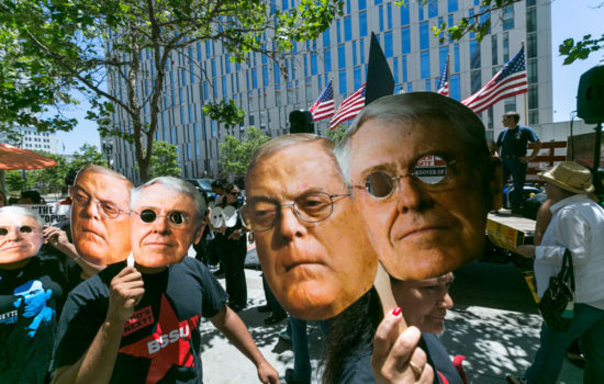'Sons of Wichita': An Unauthorized Examination of the Koch Dynasty