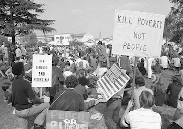 May Is the Month for Protest—Daniel Berrigan Would Agree