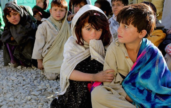 One Child's Harrowing Journey From Afghanistan to Sweden