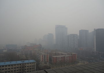 Beijing Issues Its First Red Alert Over Smog as the City Goes Into Shutdown