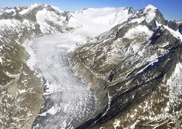 A Backup Plan Could Use Dams to Preserve Water Lost by Melting of Glaciers