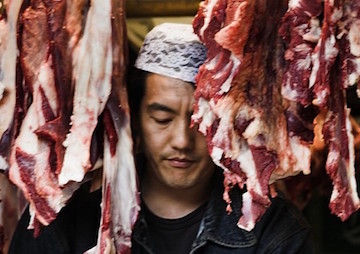 China Aims to Cut Meat Eating in Half