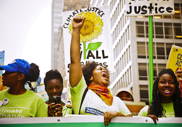 Green Party Leaders to Climate Justice Movement: Make Us Your 'Political Home'