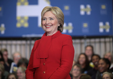 Maureen Dowd: 'The Republicans Have Their Candidate' in Hillary Clinton