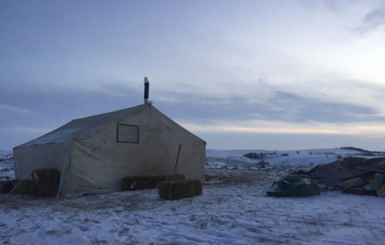Standing Rock Tribe Calls for Action in Face of Impending Pipeline Construction