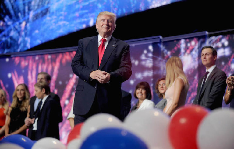 Why Donald Trump Could Be the Next President of the United States