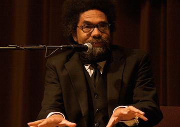 Cornel West: Obama 'Has No Backbone to Fight for Justice'