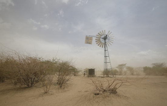 Drought Has Long-Term Climate Consequences, Study Shows