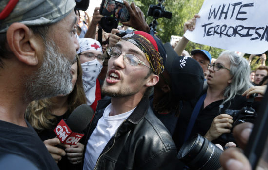 'Alt-Lite' Holds Controversial 'Free Speech Rally' in Boston