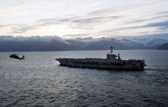 The Navy's Anti-Environmental Broadside in the Gulf of Alaska