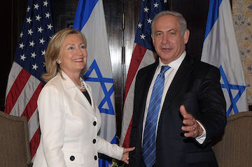 Hillary Clinton Denounces BDS Again in Letter to Jewish Leaders Before Methodist Conference