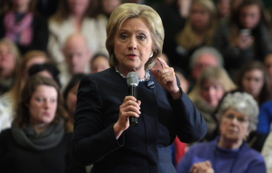 Hillary Clinton Does Not Represent All Women—and Makes Some Feel Powerless