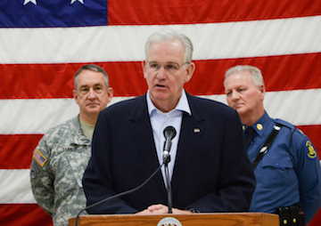 To Make a Point, Missouri's Lead Public Defender Assigns a Case to Gov. Jay Nixon