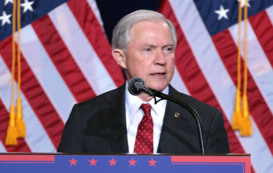 Jeff Sessions Forced Out as Attorney General by Trump