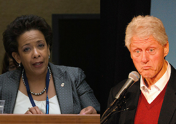 Loretta Lynch and Bill Clinton's Airport Chat: Chance Encounter or Another Scandal?