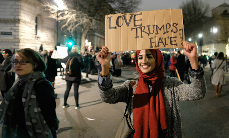We Need an Antidote to Fear and Hate