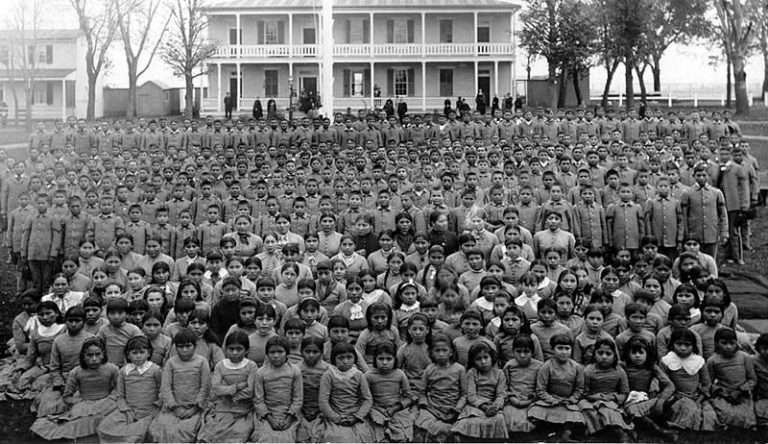 The Miseducation of Native America