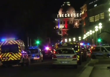 At Least 70 Dead in Nice, France, After Truck Runs Down Crowd Celebrating Bastille Day