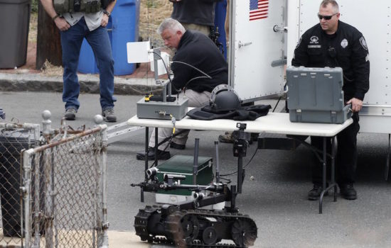 Killer Robots Pose Potential Problems for Future Policing