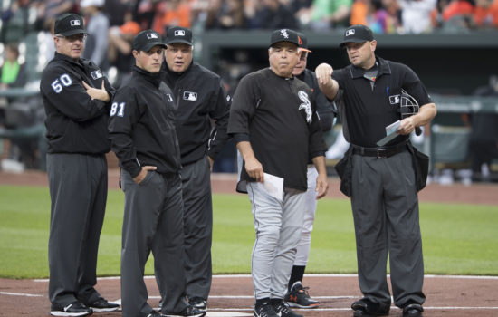 Latinos Still Face 'Brown Ceiling' for Big League Baseball Managers