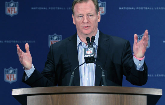NFL's Handling of CTE Controversy Shows Compassionate Conservatism of Roger Goodell in Action