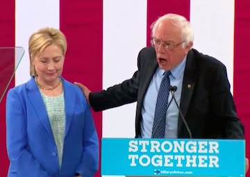 Reactions to Bernie Sanders' Endorsement Range From Anger to Optimism