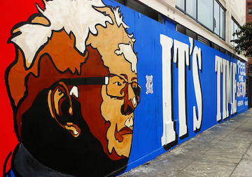 Bernie Sanders Supporters Sue Over California's Voter Registration Rules
