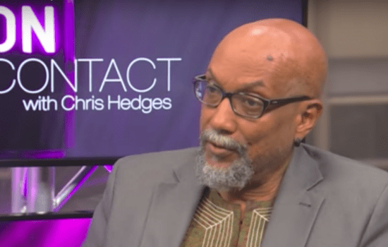 Chris Hedges and Ajamu Baraka on the Rise of Right-Wing Hate Groups (Video)