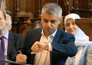 London Elects a Muslim Mayor