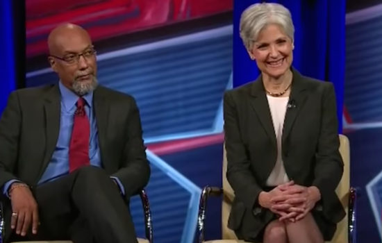 Jill Stein Won't Apologize for Her Running Mate's 'Uncle Tom' Comment on Obama