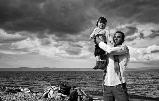 Powerful Exhibits on Both Coasts Explore Borders and the Plight of Refugees