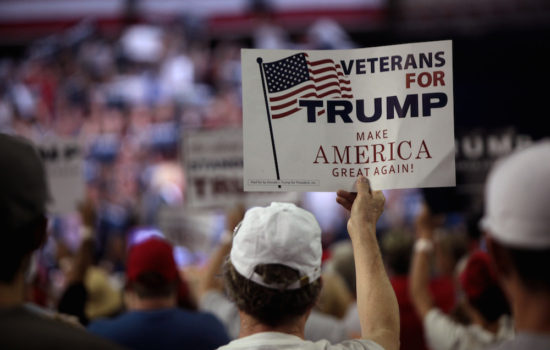 Is Donald Trump Letting Veterans Down?