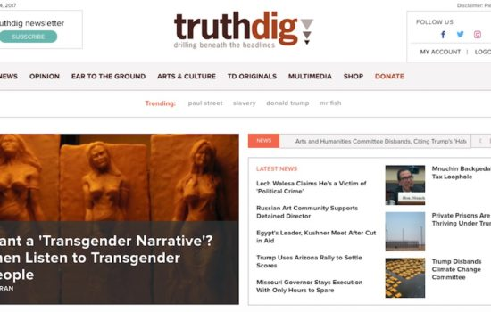 Truthdig Readers Share Their Thoughts on Our New Design