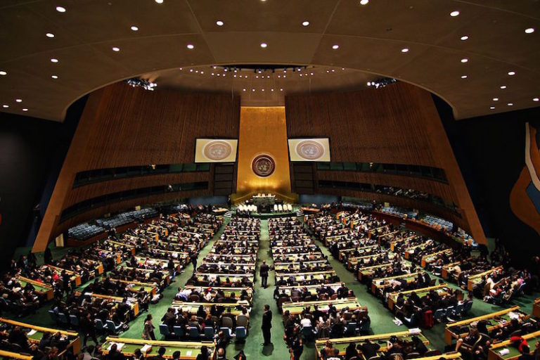 Reimagining the United Nations: A 2020 Vision