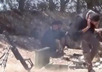 In Syria, Rebels From East Aleppo Strike Hospital in Government-Held West Aleppo (Video)
