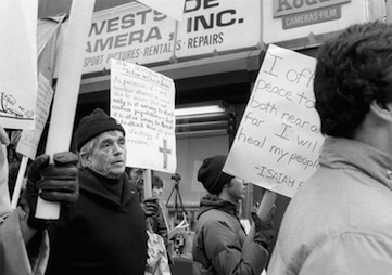 Rest in Peace, Dan Berrigan -- Just as You Lived