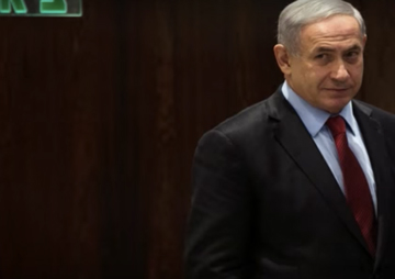 Netanyahu Responds to Officers' Fascism Charges by Making a Far-Right Politician Their Boss