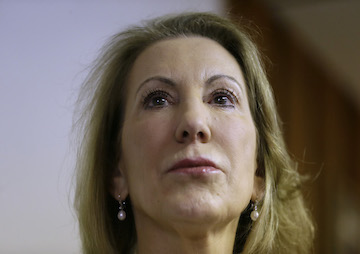 Report: Ted Cruz Pre-emptively Picking Carly Fiorina as His Running Mate