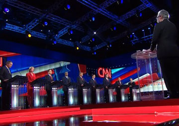 Fifth Debate Reveals How Eager the Republican Candidates Are for More War